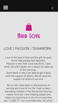 Hair Love Ladies apk screenshot