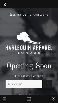 Harlequin Apparel screenshot 1