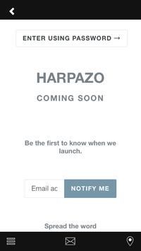 HARPAZO BRAND apk screenshot