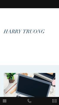 Harry Truong poster