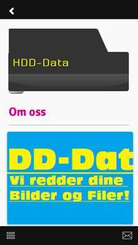 HDD Data apk screenshot