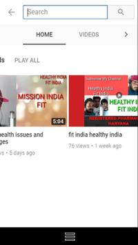 HEALTHY INDIA FIT INDIA 52 screenshot 1
