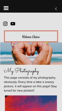Helena's Blogging apk screenshot