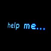 Help me icon