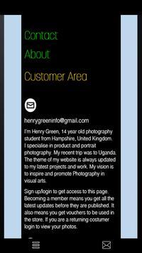 henrymgreen apk screenshot