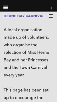 Herne Bay Carnival apk screenshot