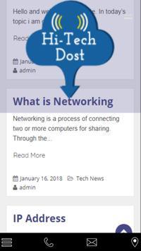 Hi Tech Dost apk screenshot