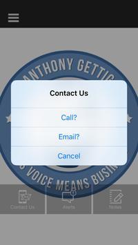 Hire Anthony apk screenshot