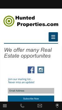 Hunted Properties poster