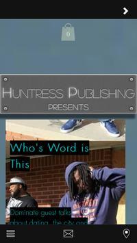 Huntress Publishing presents screenshot 2