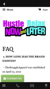 Hustle Now Relax Later screenshot 2