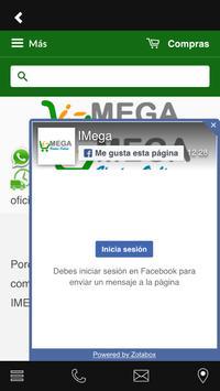 Imega Paraguay apk screenshot