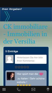 Immo Versilia poster