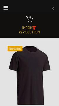 Imprint Revolution poster