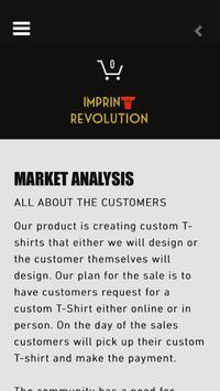 Imprint Revolution screenshot 1