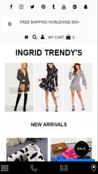 Ingrid Trendy's poster