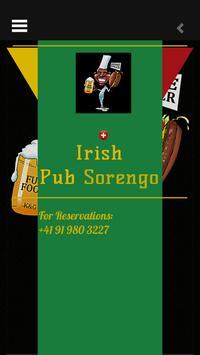 IRISH PUB SORENGO apk screenshot