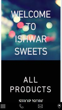 Ishwar Sweets poster