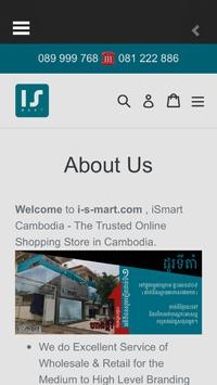 ISMART CAMBODIA screenshot 2