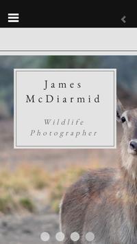 J McD Wildlife Gallery poster
