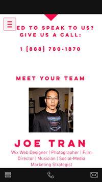 Joe Tran Media Group screenshot 2