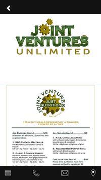 Joint Ventures Unlimited apk screenshot