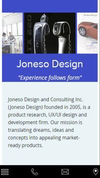 JonesoDesign poster