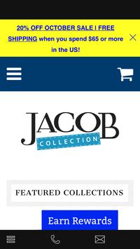 Jacob Collection poster