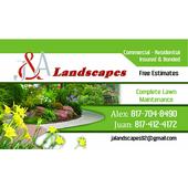 JA Landscapes icon