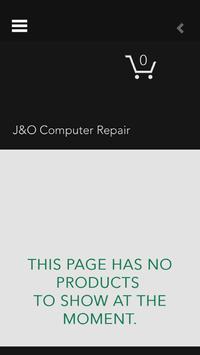 JandO Computer Repair apk screenshot