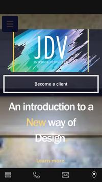 JD esign App poster