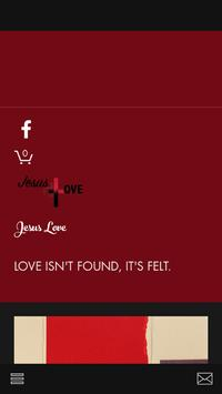 JesusLove poster