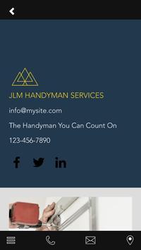 JLM HANDYMAN SERVICES screenshot 3