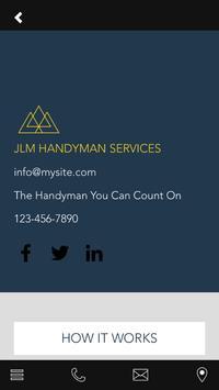 JLM HANDYMAN SERVICES screenshot 4