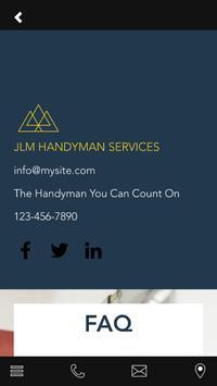 JLM HANDYMAN SERVICES screenshot 5