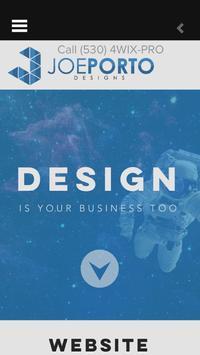 JP Designs poster