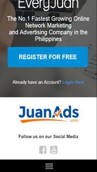 JuanAds Free screenshot 1