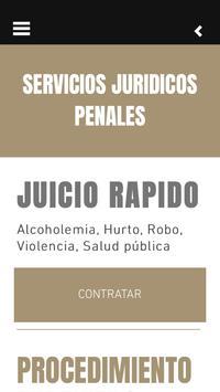 JUICIOS RAPIDOS apk screenshot