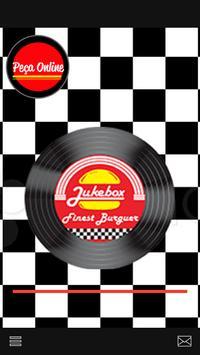 Jukebox Finest Burguer poster