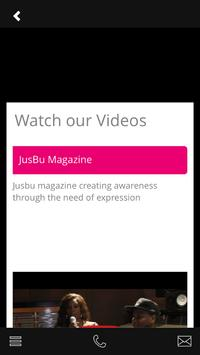 JUSBU MAGAZINE apk screenshot