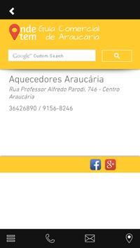 Onde Tem Araucaria apk screenshot