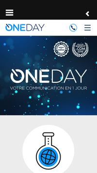 ONEDAY poster