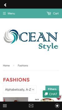 OceanStyle apk screenshot
