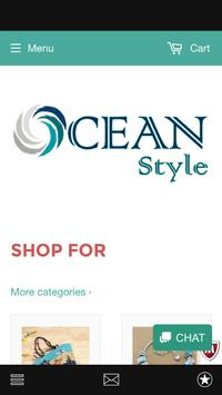 OceanStyle poster