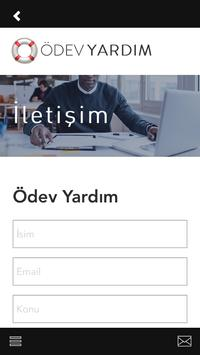 Odev Yardim apk screenshot