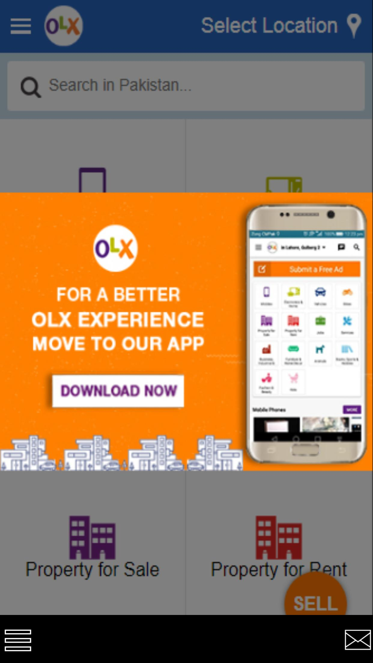 Olx pk for Android - APK Download