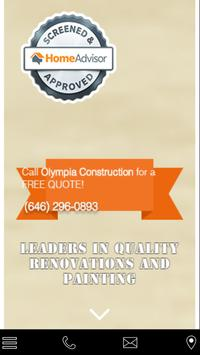 OlympiaConstruction poster
