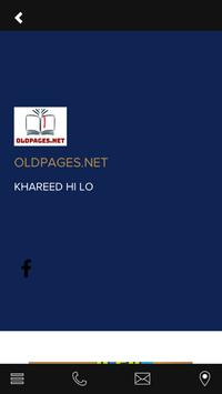 oldpages apk screenshot