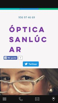 Optica Sanlucar apk screenshot