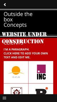 OTB Concepts screenshot 3